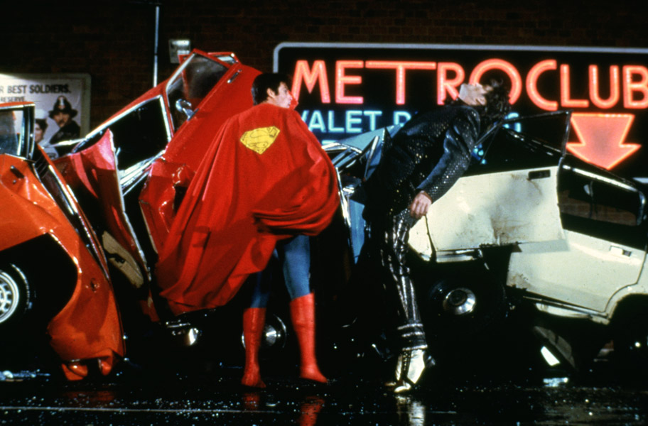 superman iv the quest for peace 1987 photo gallery dc