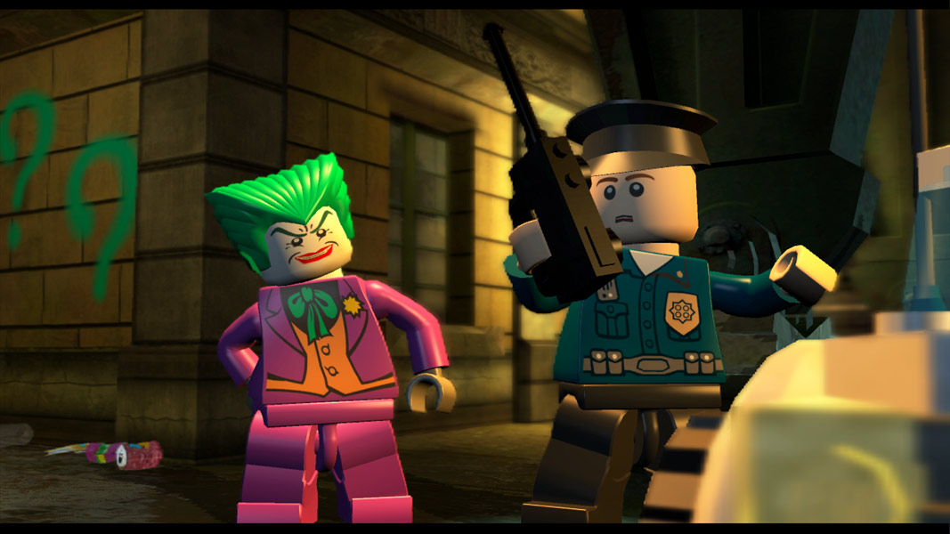 Lego Batman: The Videogame (2008) - Photo Gallery | DC