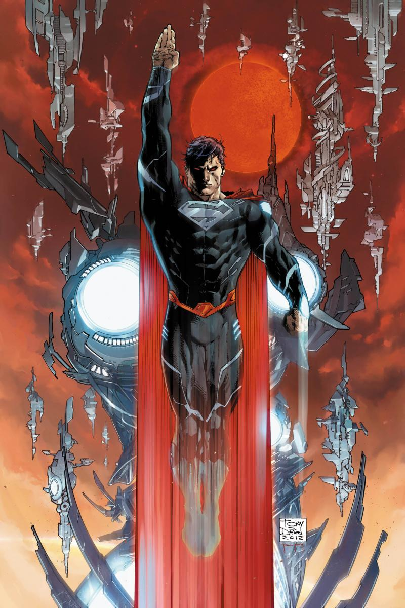 Black Batman, Lumberjack Superman And Other Oddities Of The New DC ...