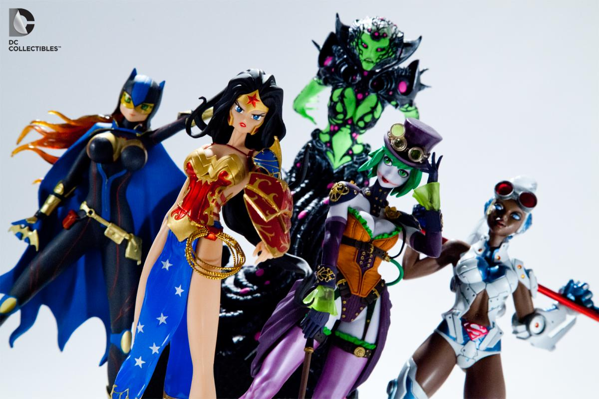 Ame-Comi DC Collectibles