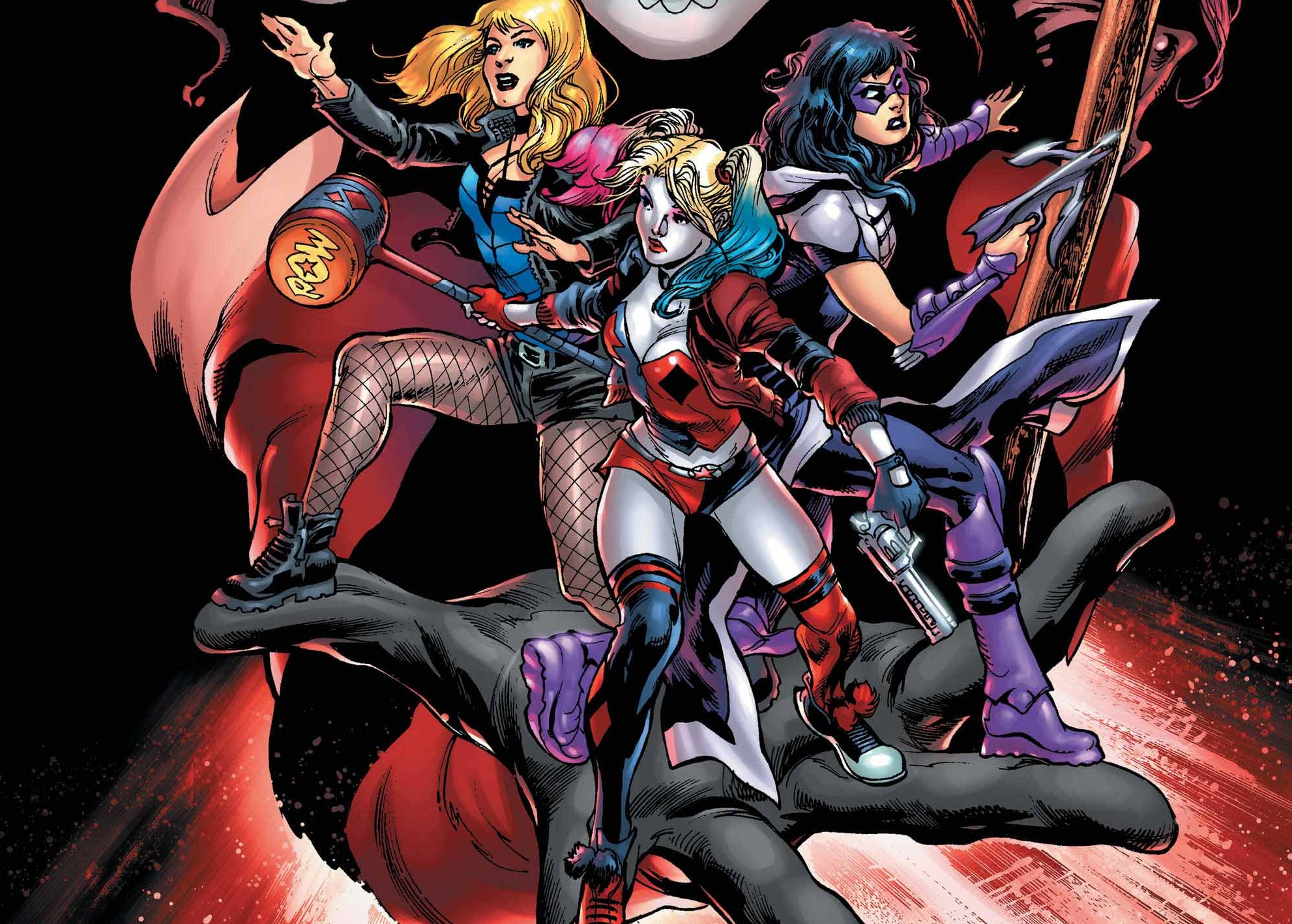 First Look The Birds Of Prey Are Back In A Brand New One Shot Dc