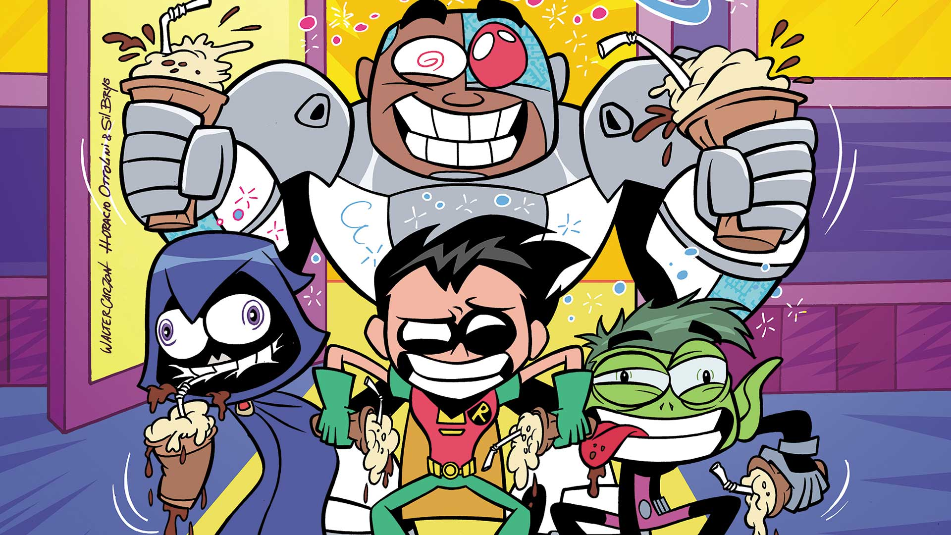 Teen titans go 26 dc voltagebd Image collections