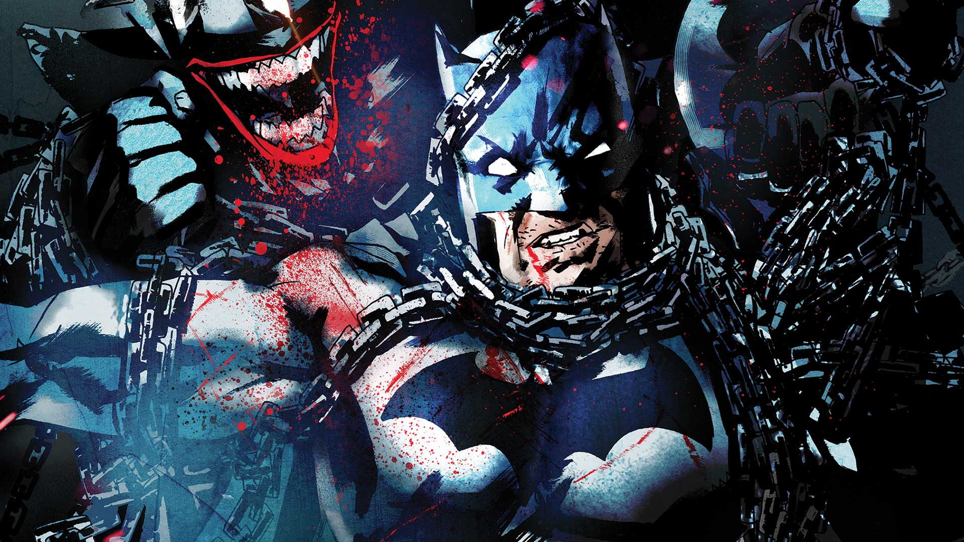 The Batman Who Laughs Structure Trauma And Losing Control Dc