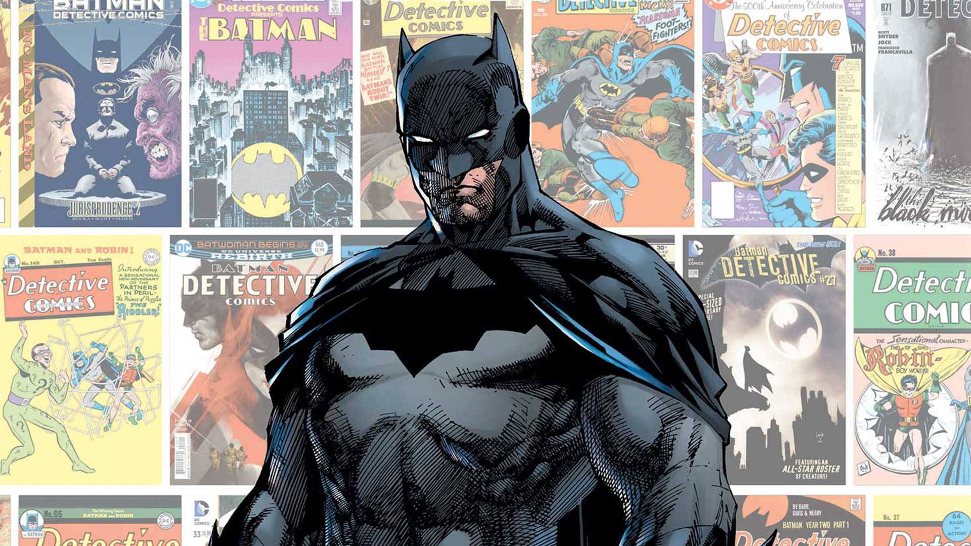 DETECTIVE COMICS 80 YEARS OF BATMAN DELUXE EDITION HARDCOVER 300 Pages