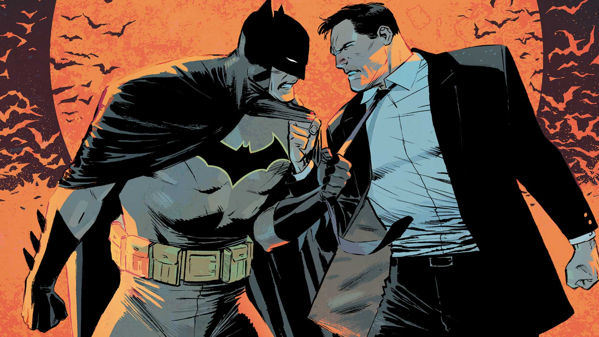 Gotham Gazette: Keeping Up with the Bat-Family | DC
