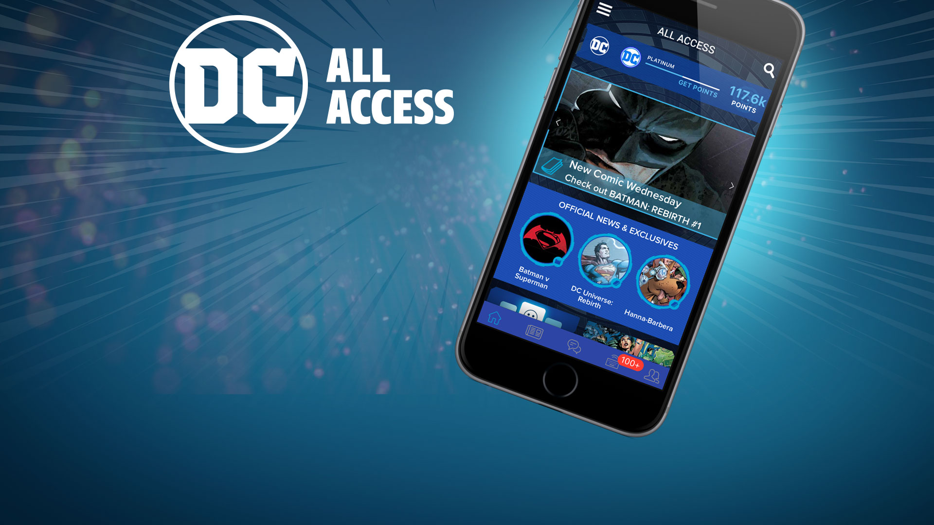 download the dc all access app | dc