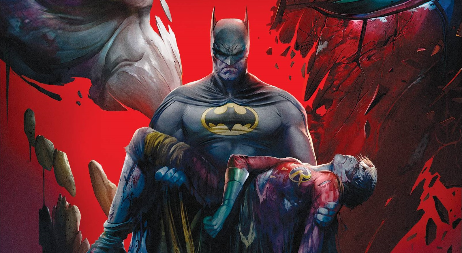 BATMAN: DEATH IN THE FAMILY Allows Let's You Choose Your Own Adventure
