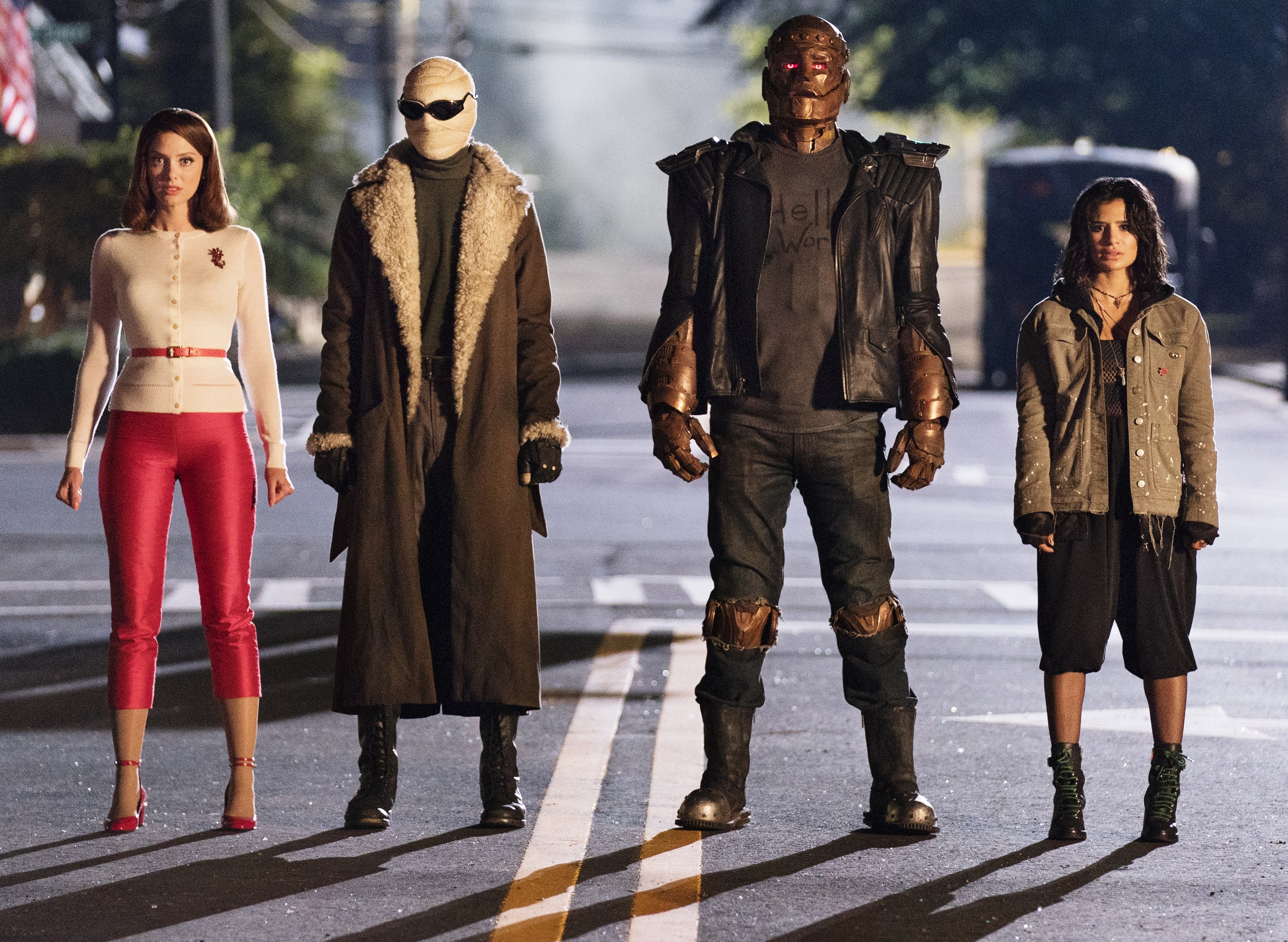 Doom Patrol Let S Talk About Fathers And Daughters Dc