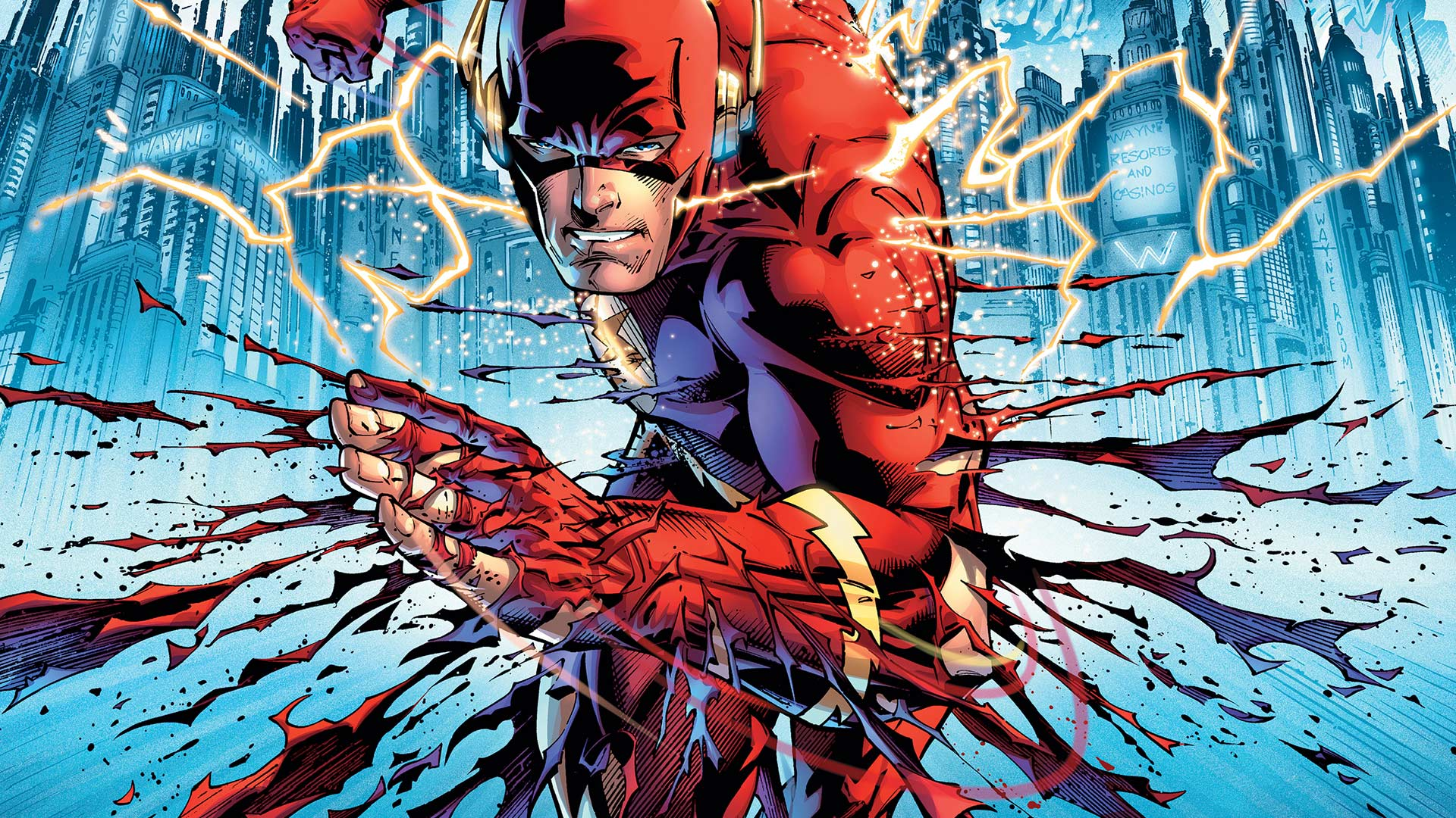 dc comics 101 why is flashpoint so important dc