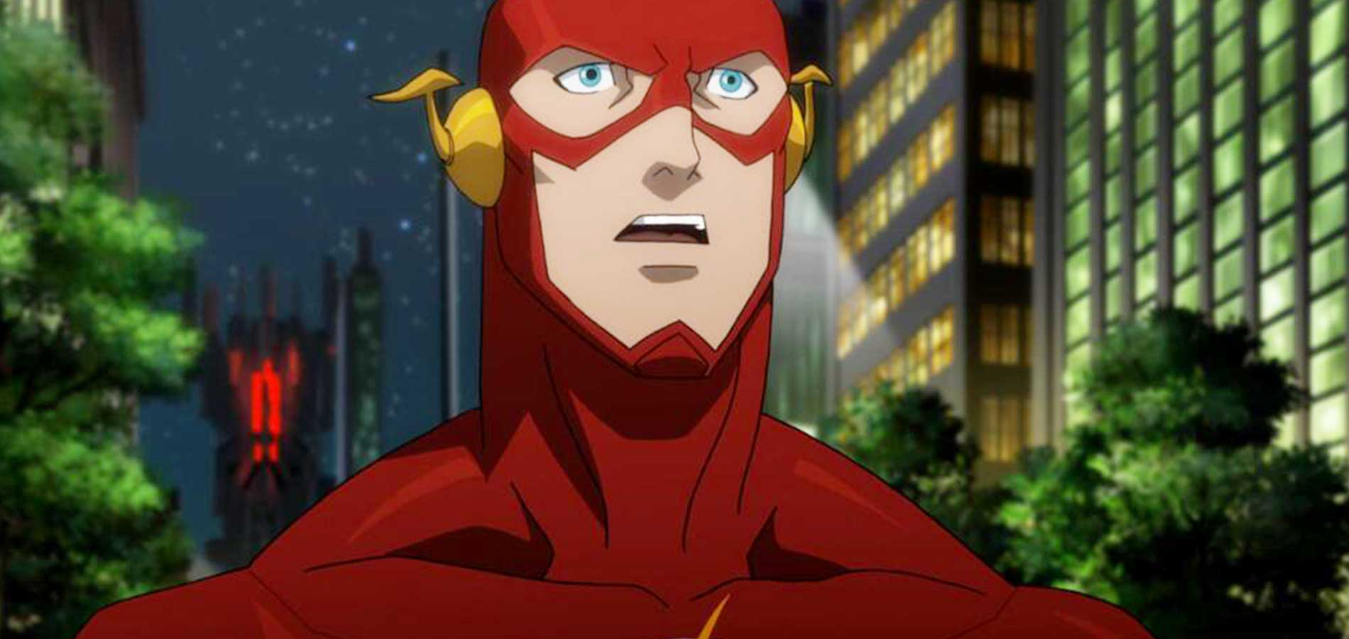 the flash dc