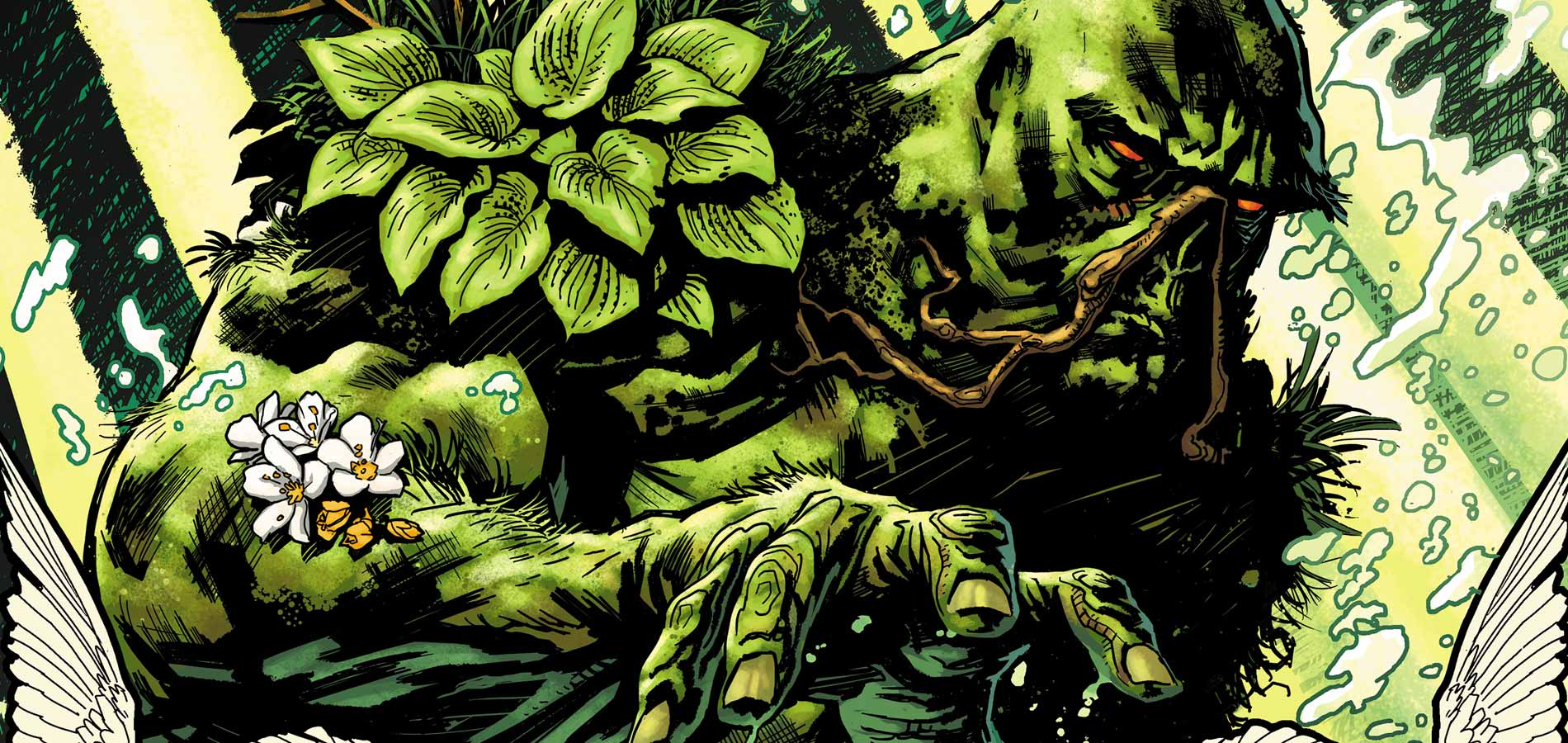 Swamp Thing | DC