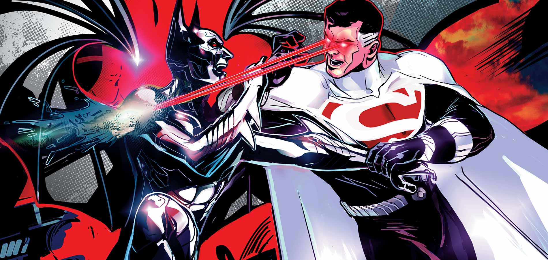 Batman Beyond Universe 11 Dc