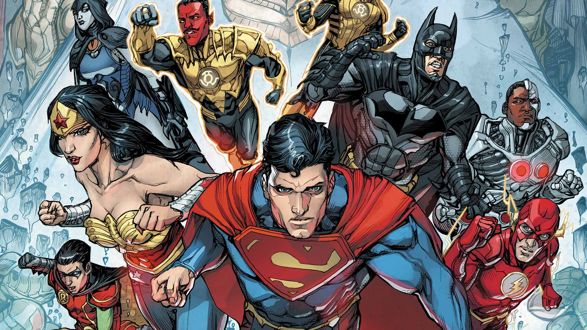 Injustice gods among us year four 1 dc voltagebd Gallery