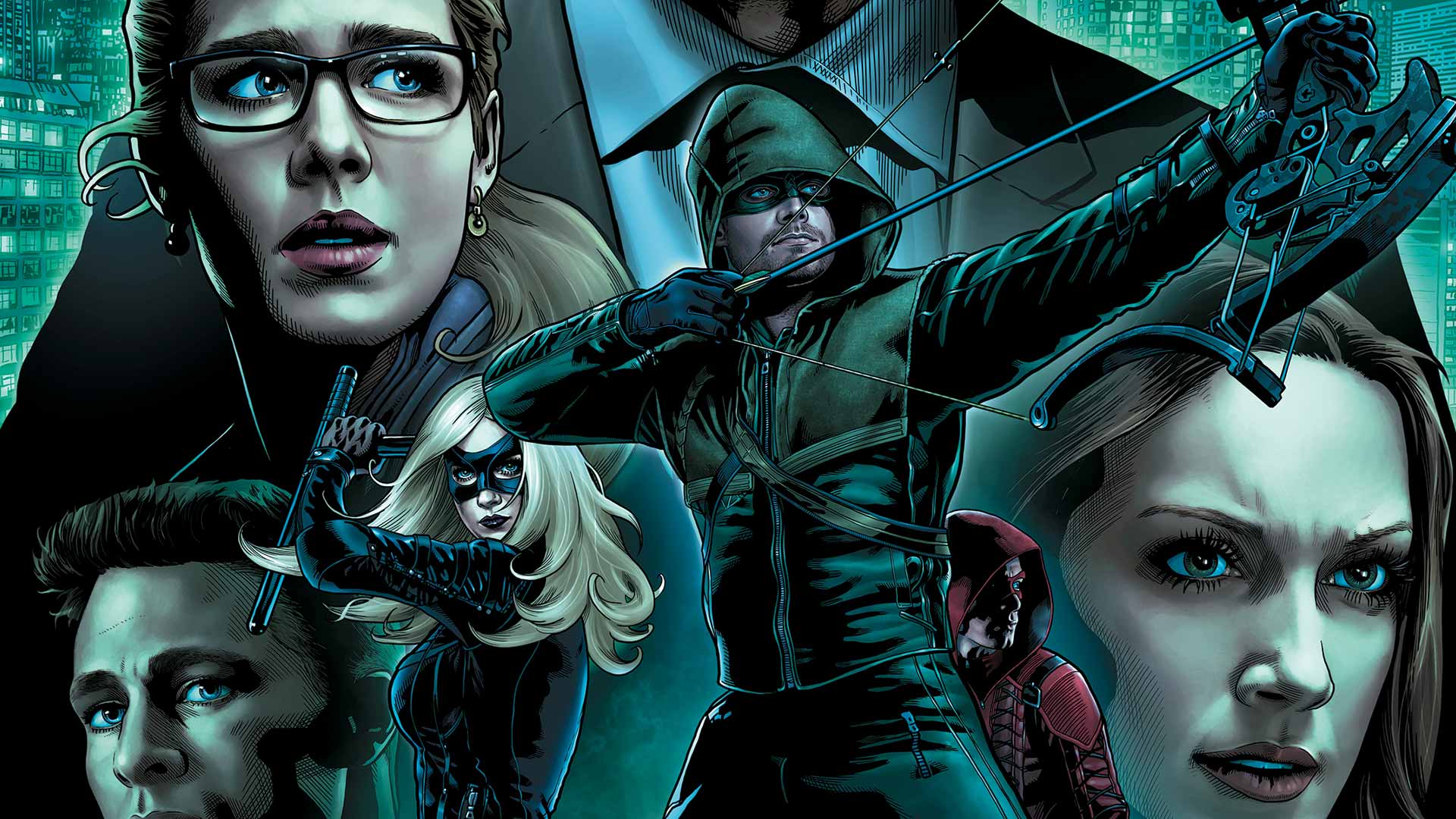 ARROW SEASON 25 10