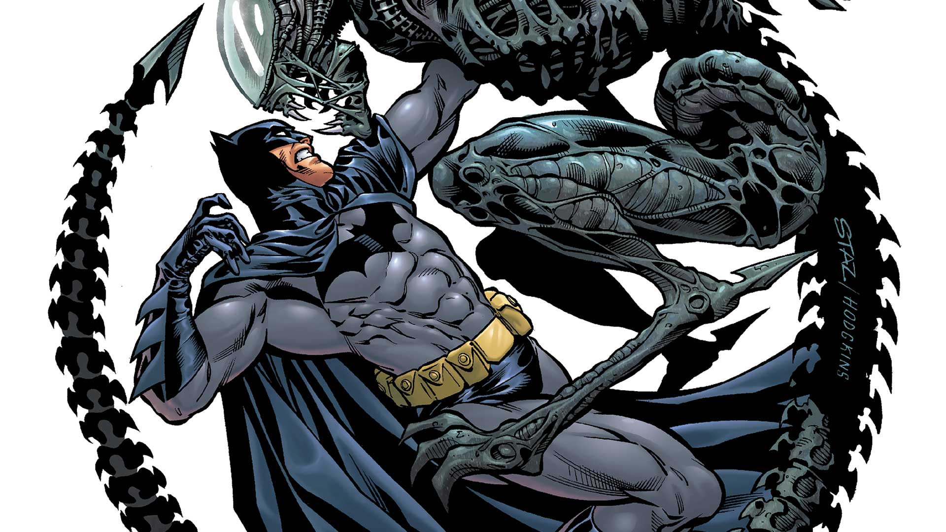 dc comics dark horse aliens dc