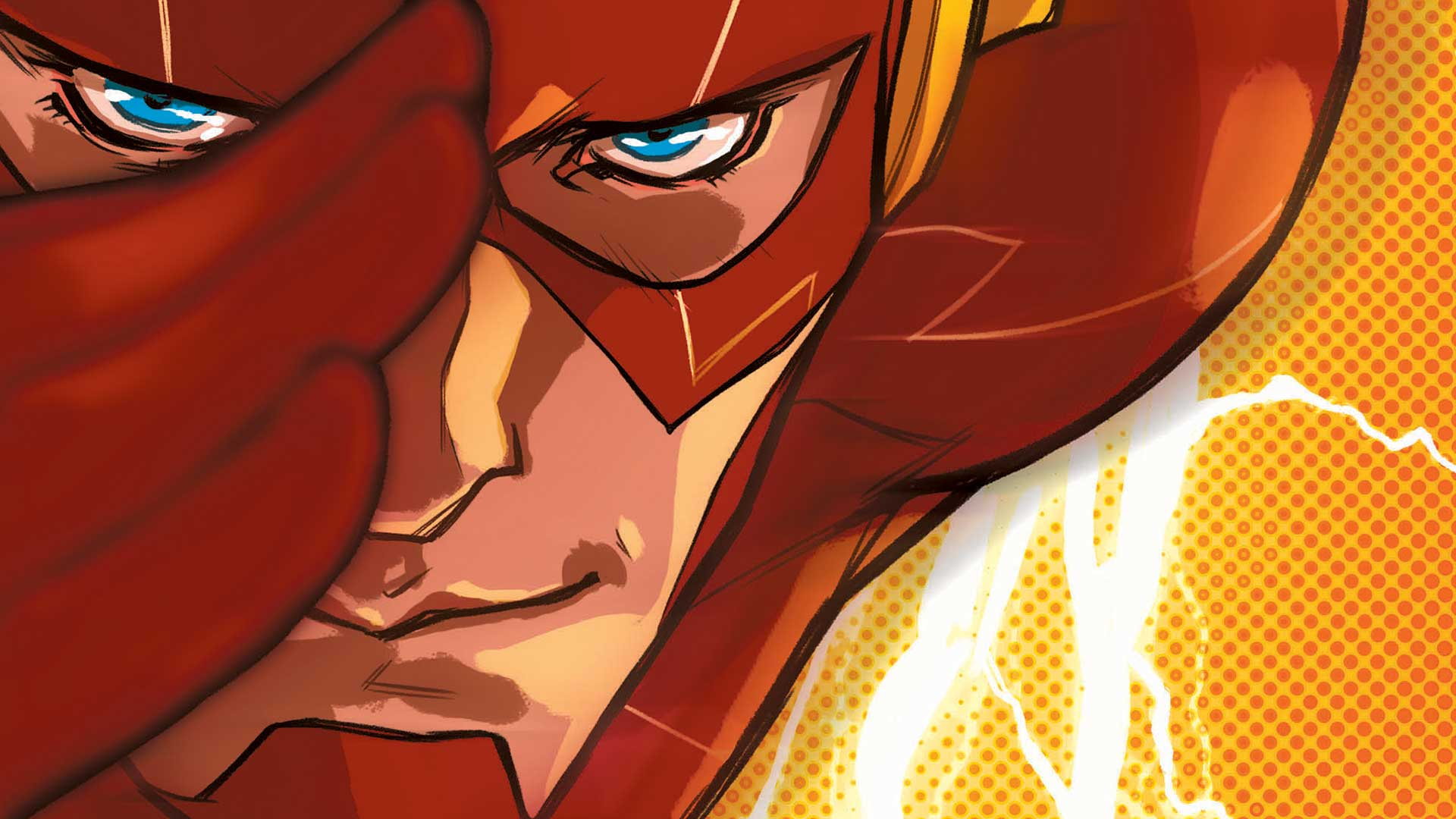 Godspeed to Barry and the Kid Flashes | DC