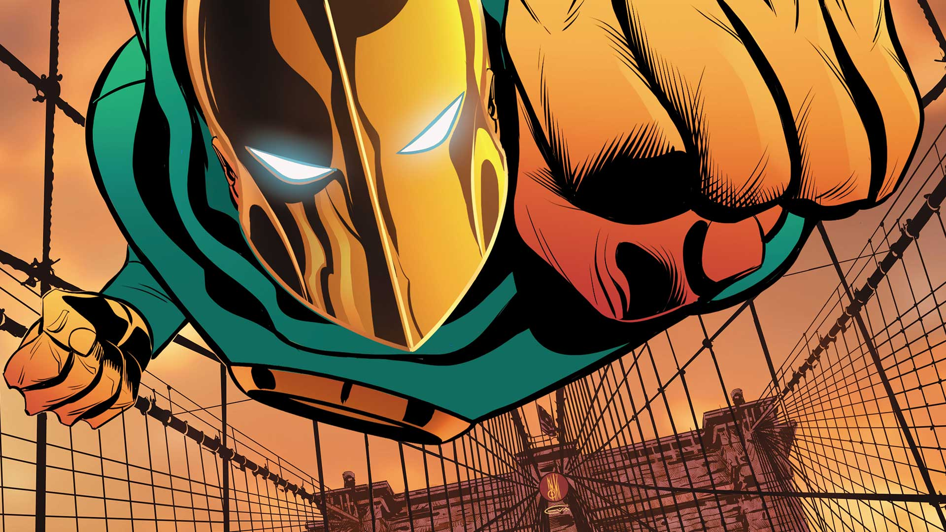Doctor Fate 15 Dc