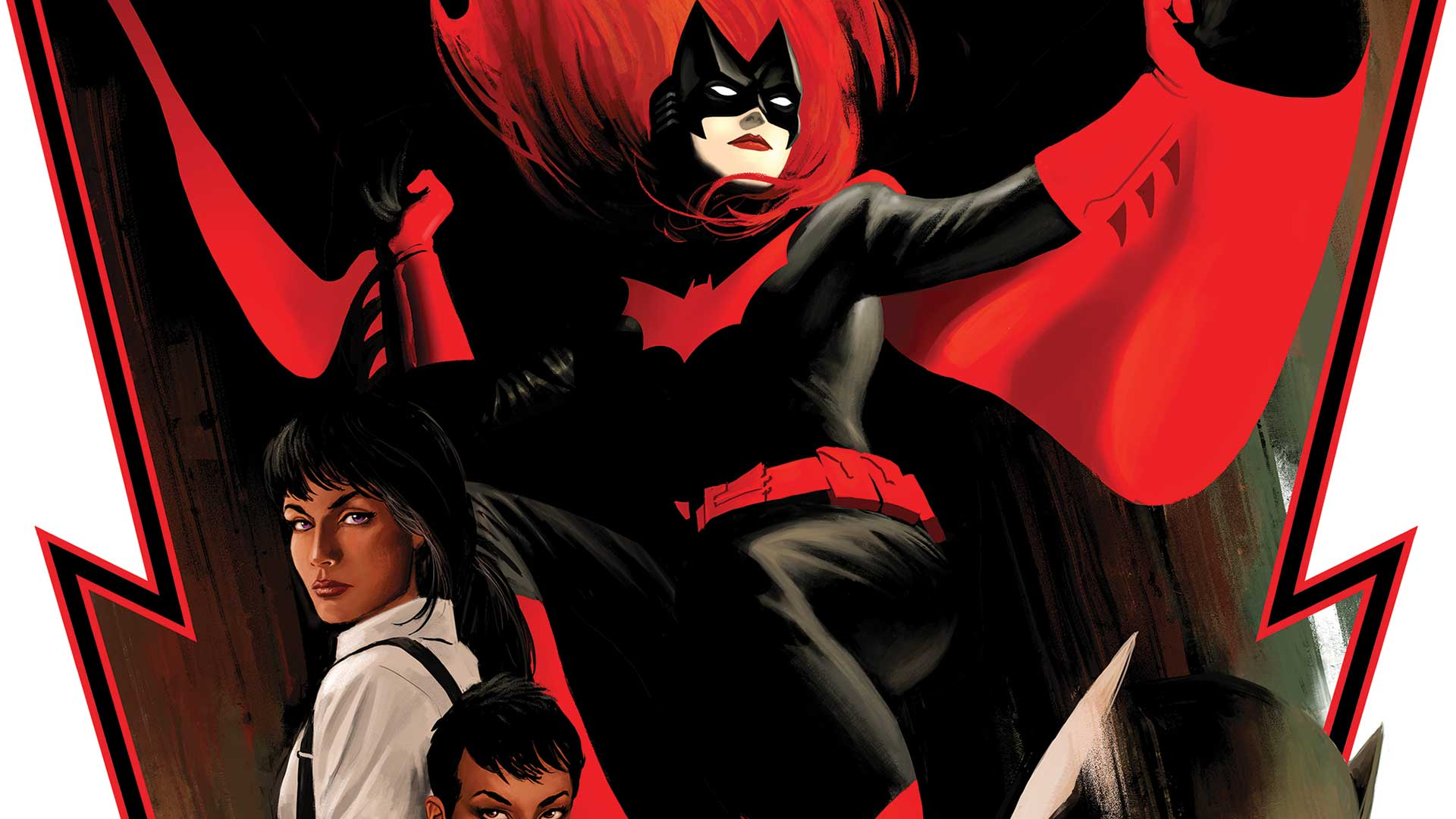 Batwoman Xxx breaking news: ruby rose suits up as batwoman | dc