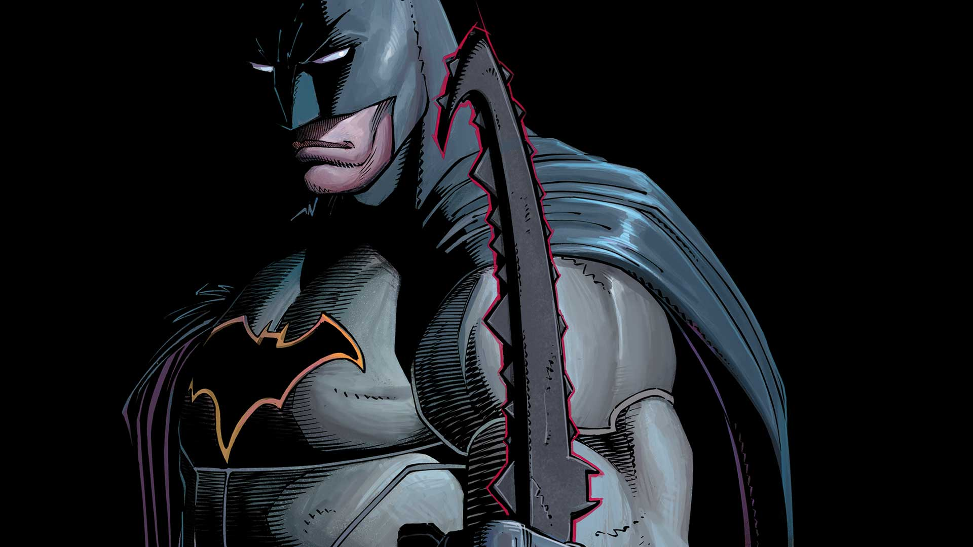 Miles To Go The Unfamiliar Faces Of All Star Batman Dc