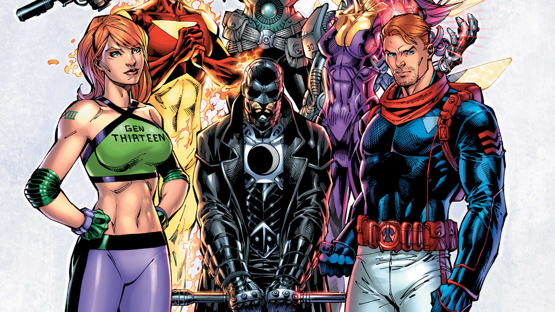 Wildstorm A Celebration Of 25 Years Dc