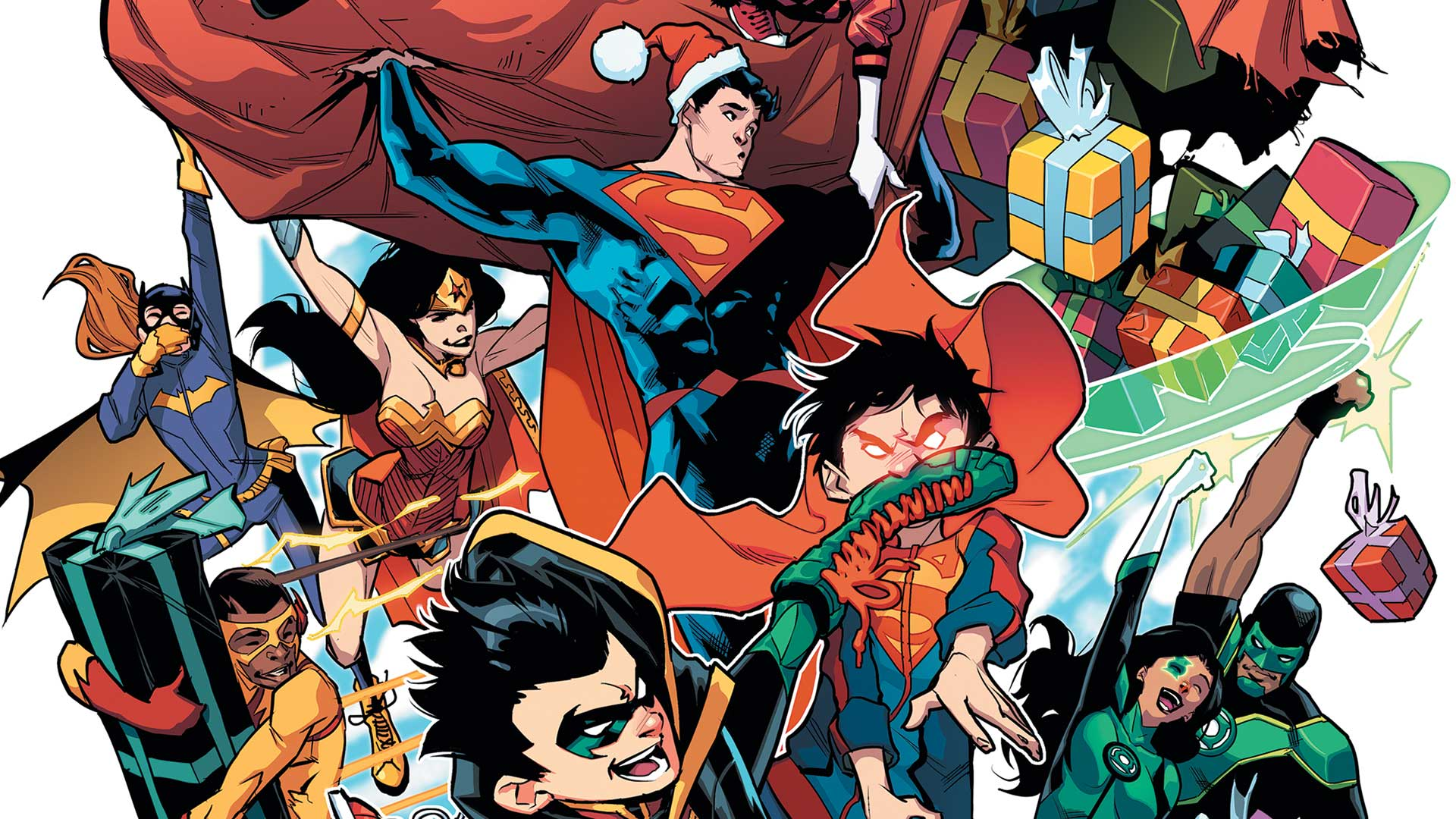 DC REBIRTH HOLIDAY SPECIAL #1 | DC