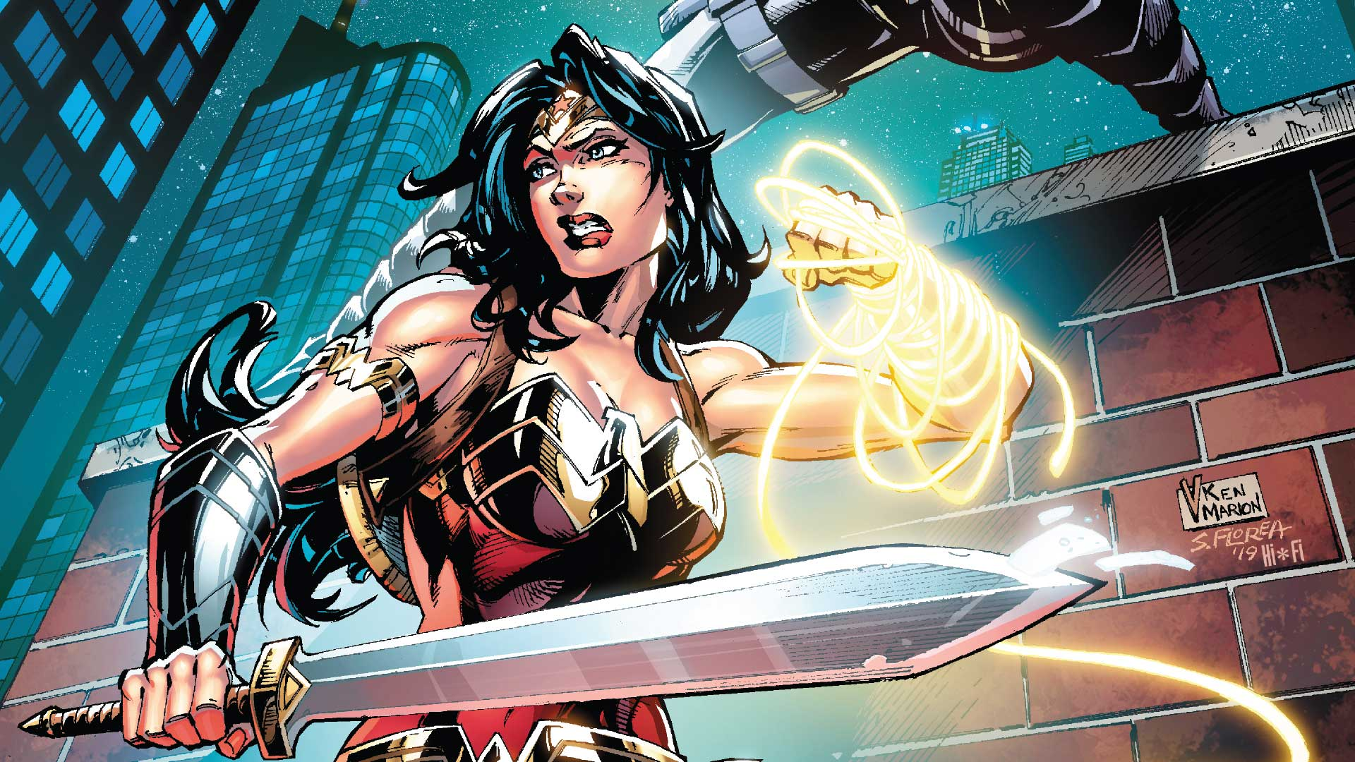 Image result for wonder woman comic