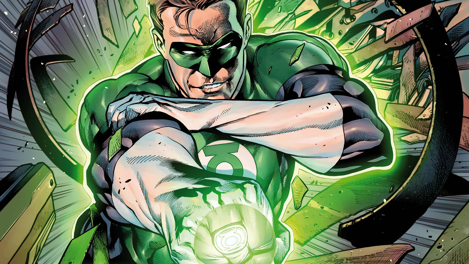 Most Powerful Ring In Green Lantern
