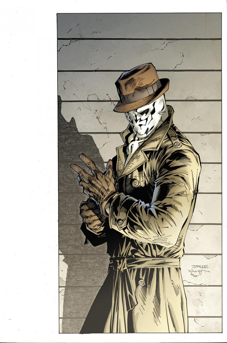watchmen essays Below is an essay on watchmen from anti essays, your source for research papers, essays, and term paper examples in alan moore's the watchmen, moore presents the reader with two drastically different characters who have one strikingly similar trait.