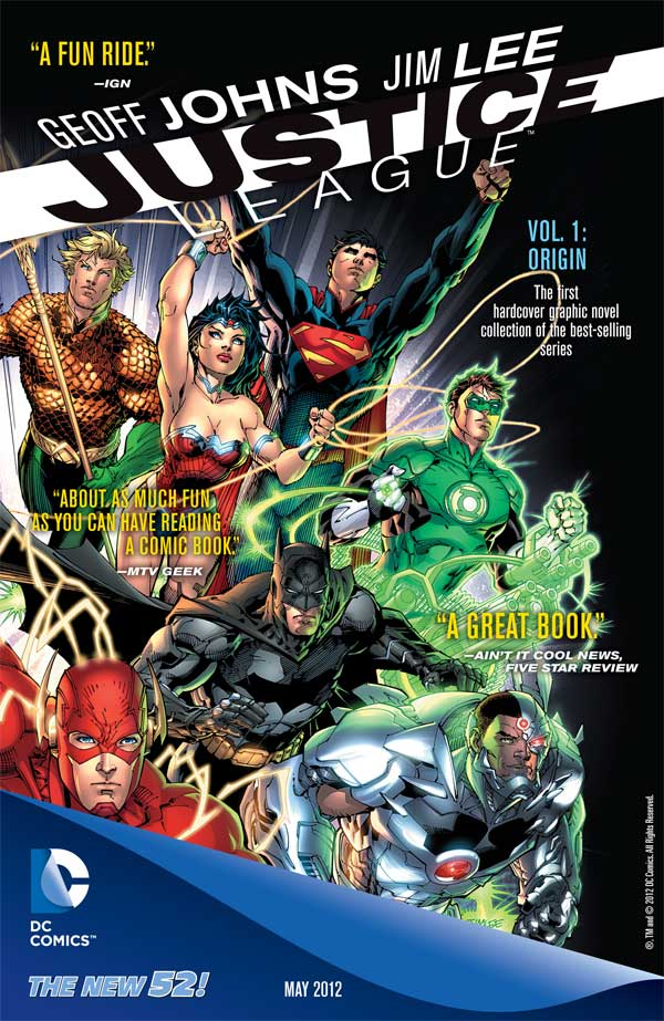 Justice League Volume 1