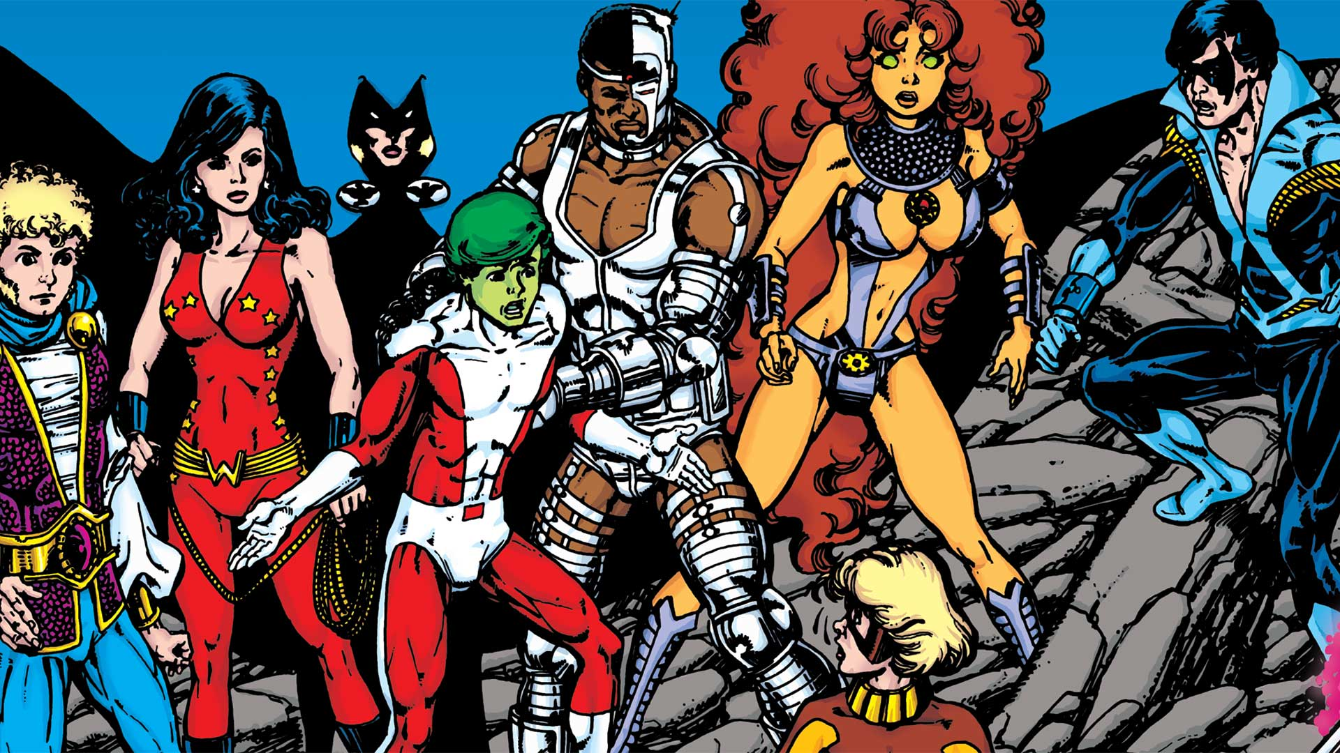 Dc Comics 101 Why The Judas Contract Matters Dc
