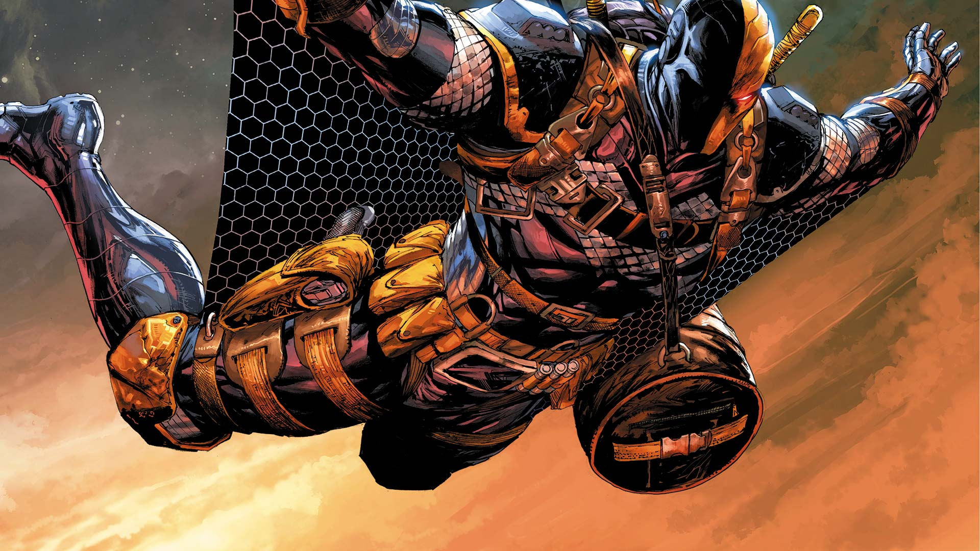 deathstroke endures the many shades of slade wilson dc