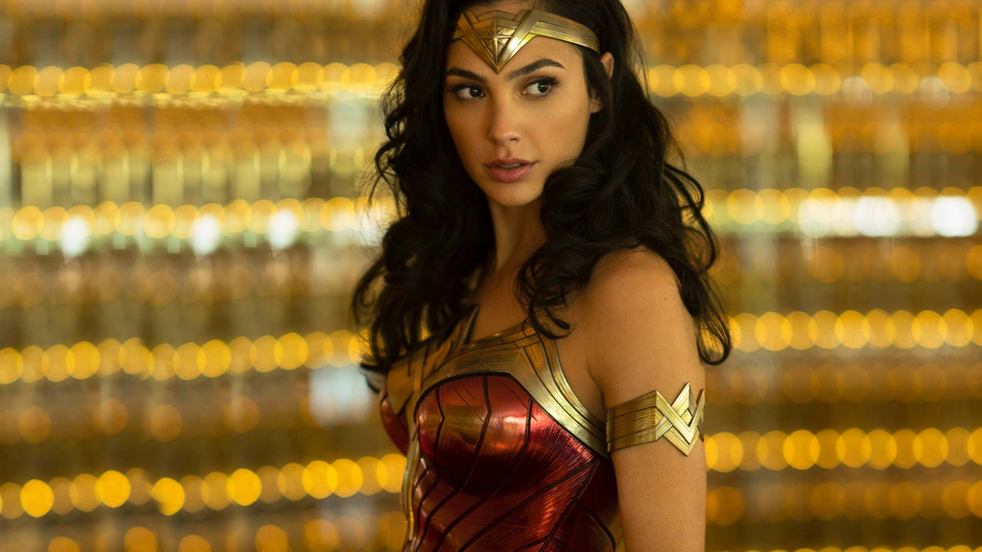 Wonder Woman 1984 Releases Four New Character Posters | DC