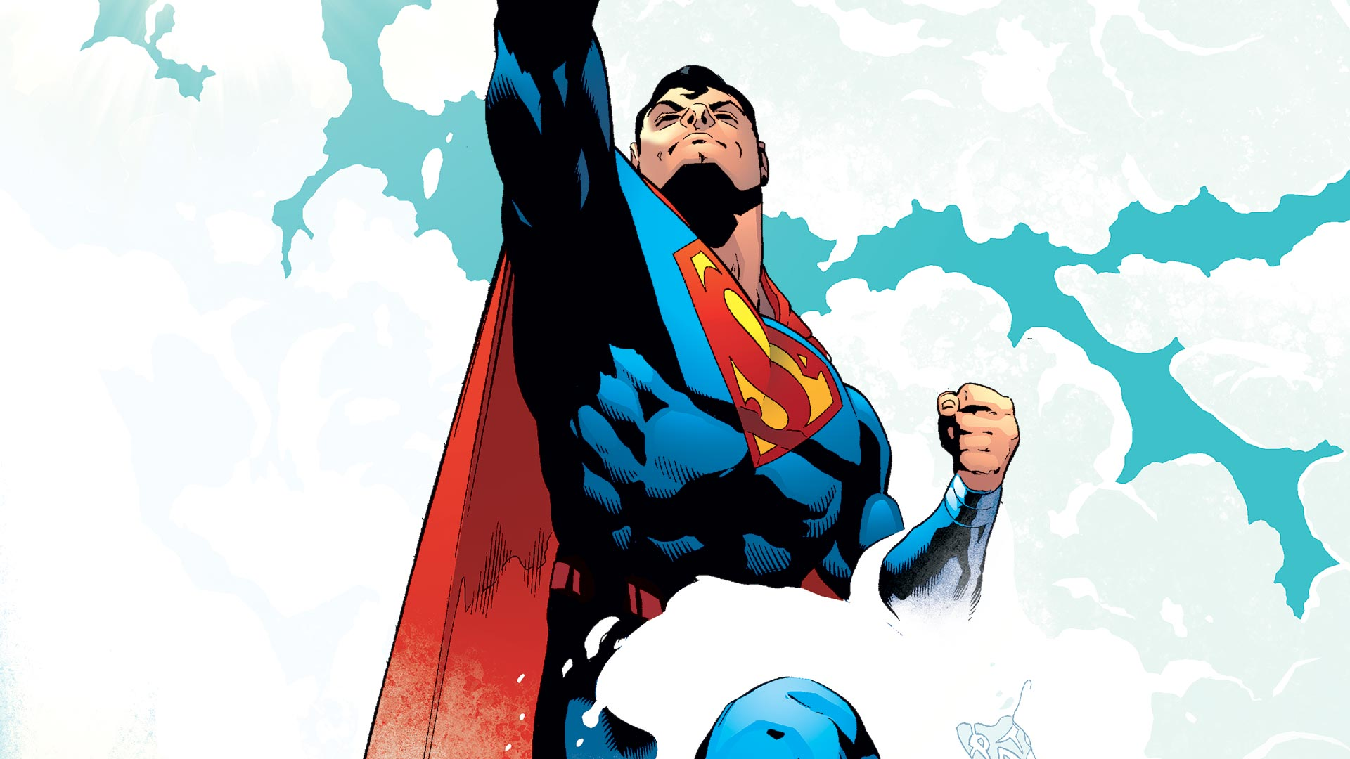 Superman Rebirth Deluxe Edition Book 1 Dc