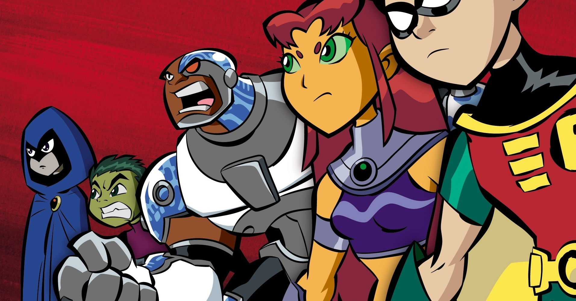 It's Time to Discover (or Rediscover) the Teen Titans Animated ...