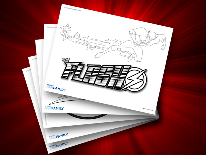 The Flash comic colouring page | Flash drawing, Superhero coloring ... | 660x880
