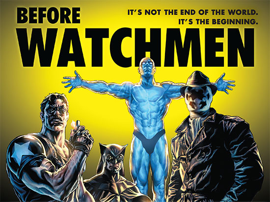 graphic novel and watchmen Everybody knows that watchmen is one of the most (if not the most) acclaimed  graphic novels of history but, what may be unknown to some.