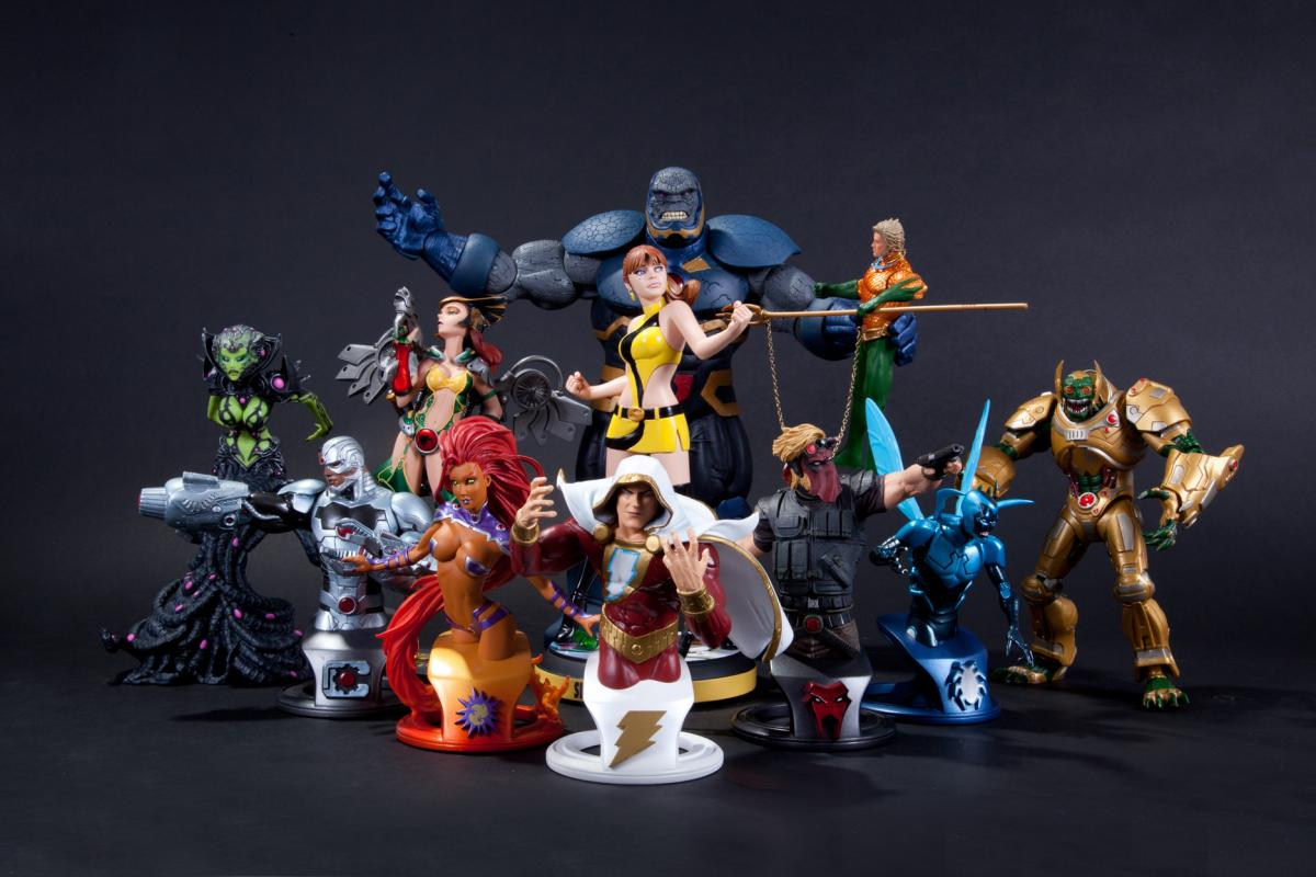ask dc collectibles september 26th dc