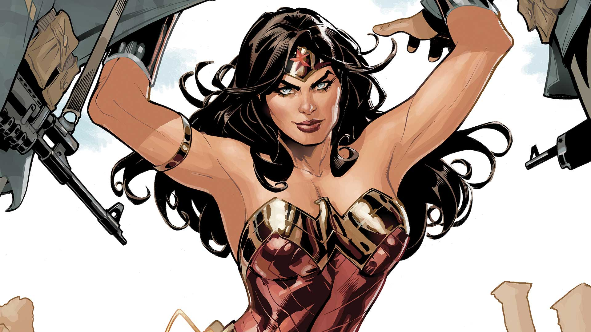 Wonder Woman Reevaluates the Battle for Justice | DC