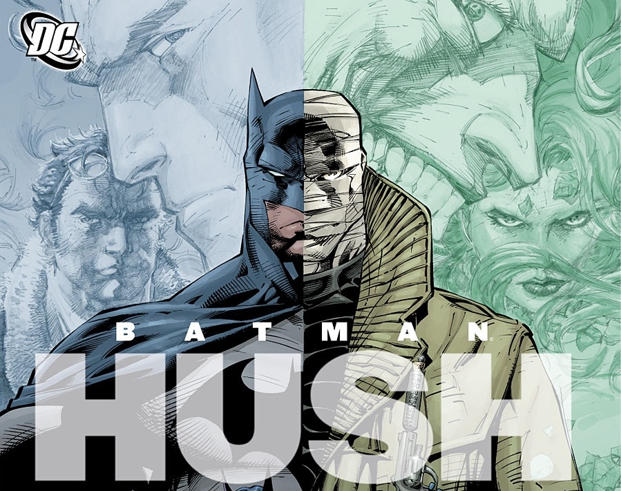 Reading Batman: Hush for the First Time | DC