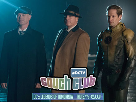 DC's Legends of Tomorrow: Midseason Mayhem