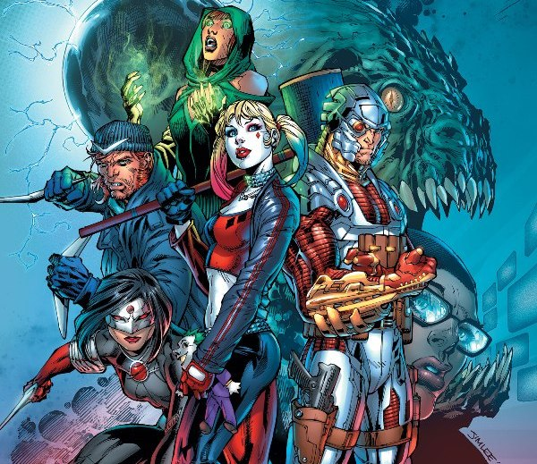 Reader Recaps: Suicide Squad Defeated by   Airsickness? | DC
