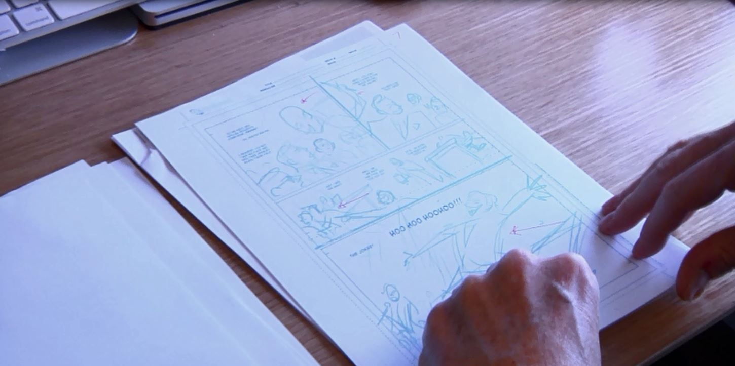 From Pen to Print: How Comic Books are Made