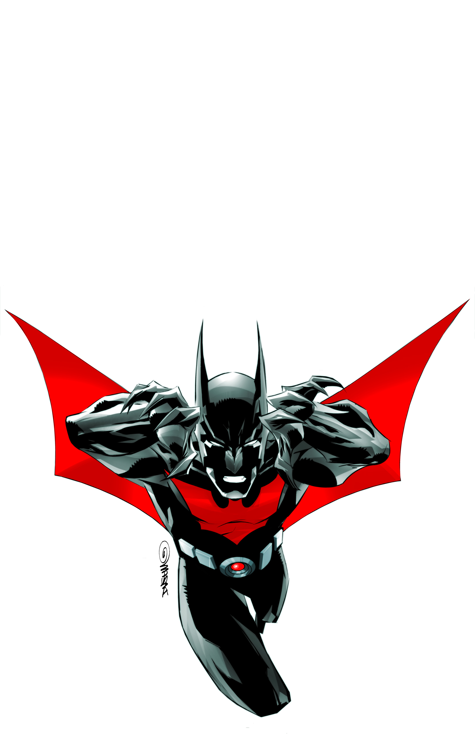editor chris conroy on batman beyond ongoing dc