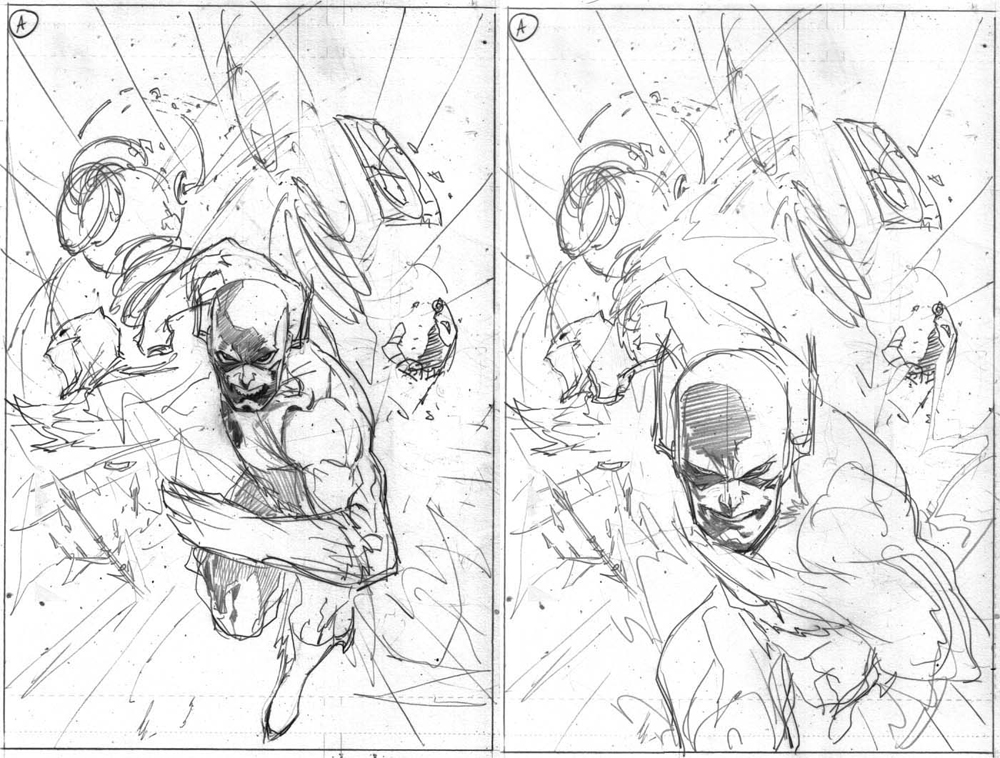 Flashpoint Friday From The Editor S Desk Eddie Berganza On Reverse
