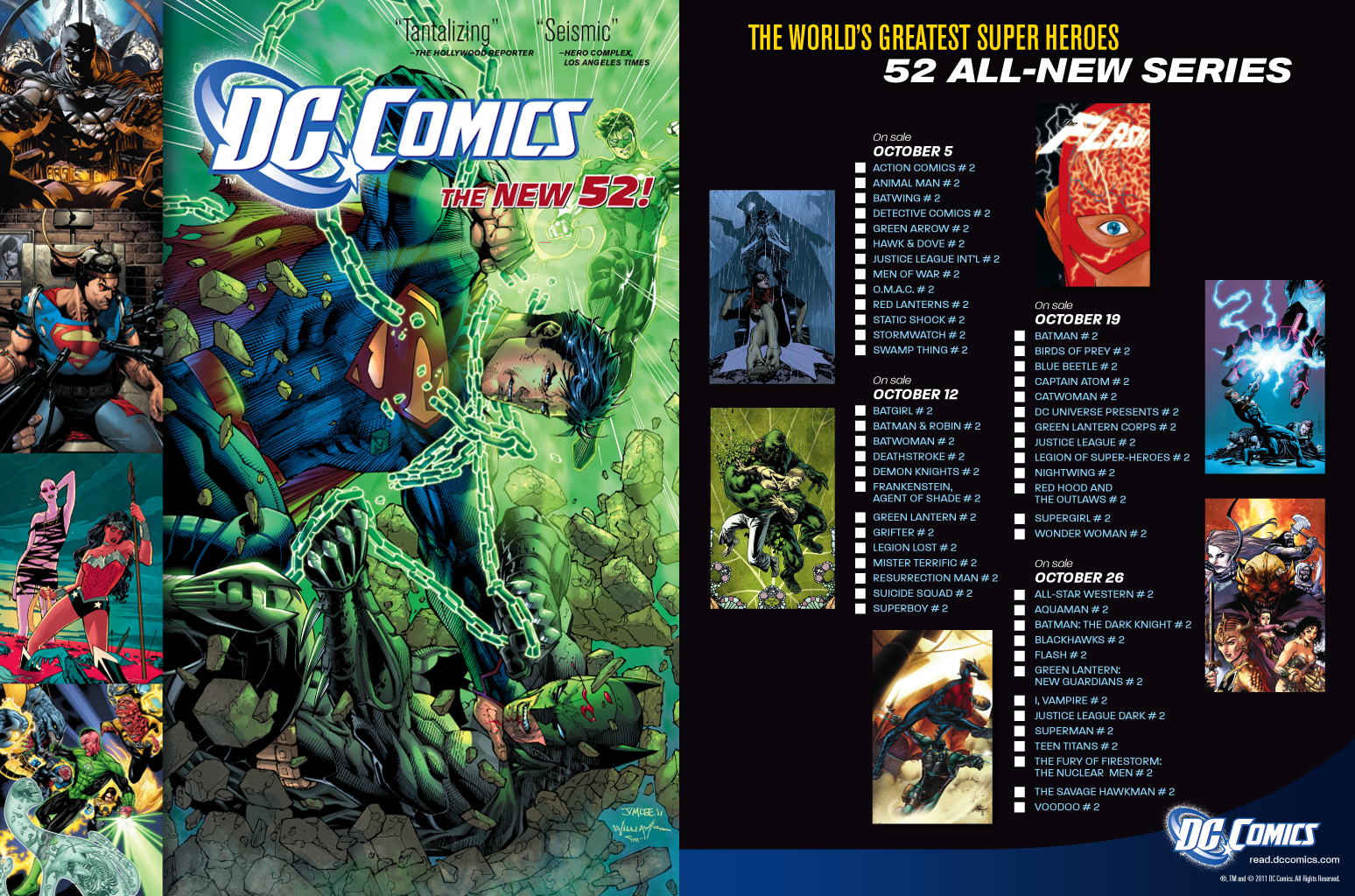 dc comics has released - photo #29