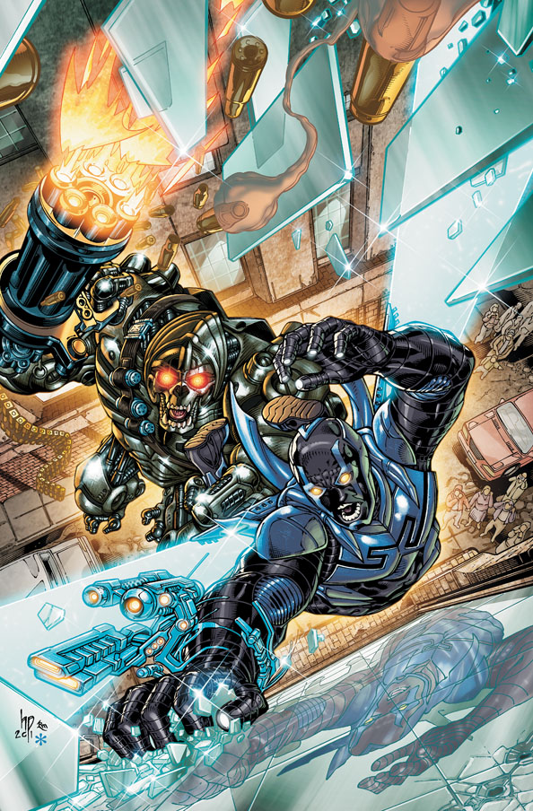 Beetle For Sale >> DC Comics The New 52 - Blue Beetle | DC