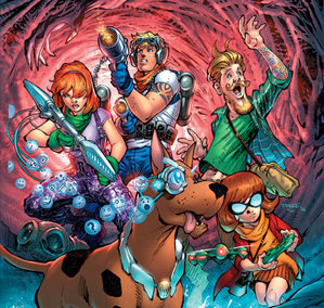 Scooby Doo Apocalypse cover image