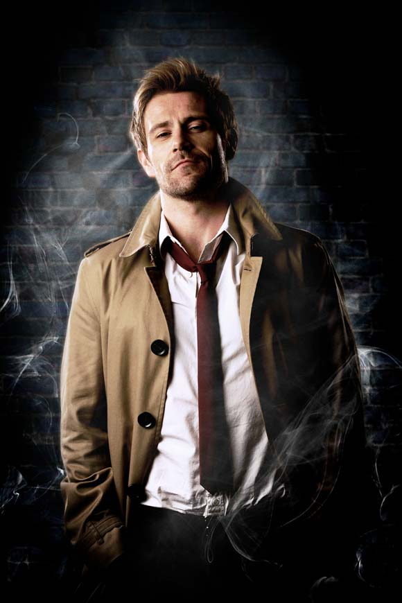 Breaking News: Constantine's Getting a Series | DC
