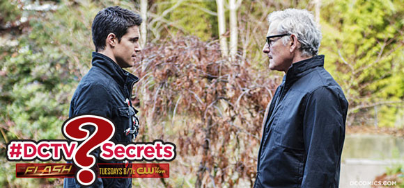 The #DCTV Secrets of THE FLASH: Episode 14 -