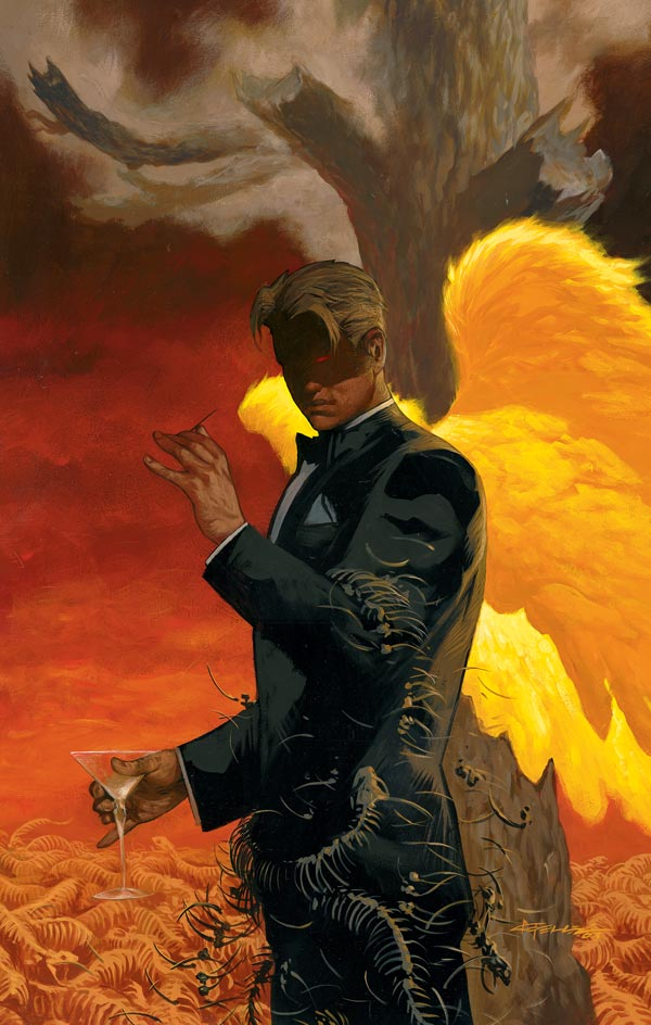 Lucifer Comic